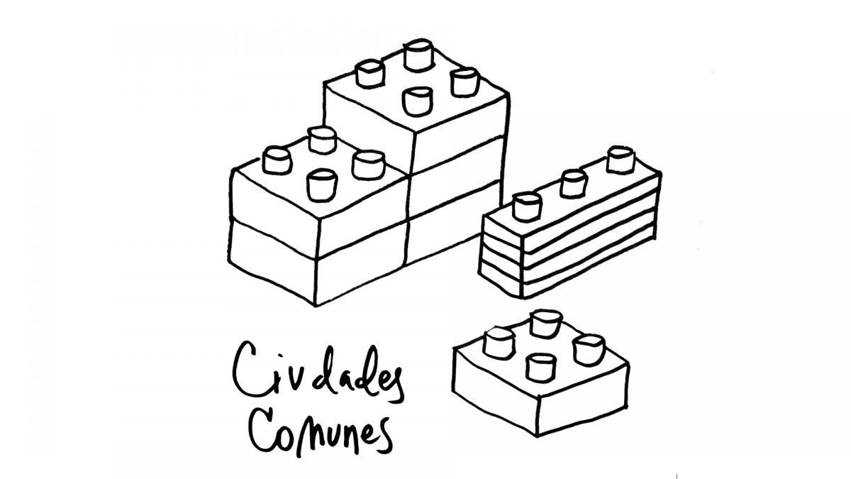 Ciudades Comunes.