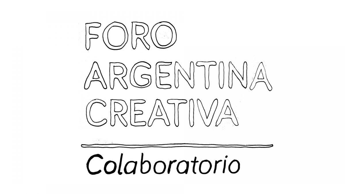 Colaboratorio: Foro Argentina Creativa.