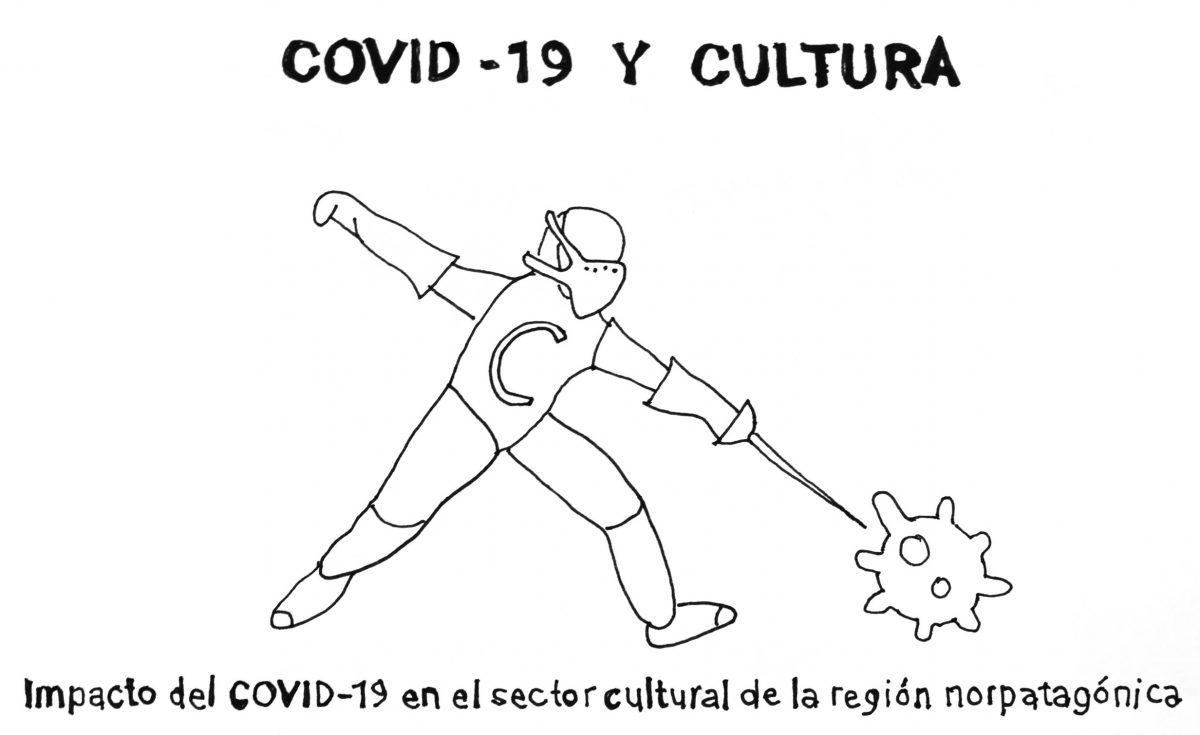Encuesta: impacto del COVID-19 en el sector cultural norpatagónico
