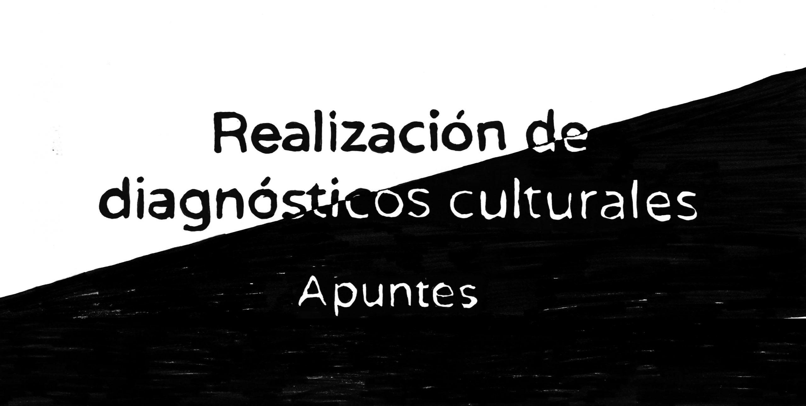 diagnósticos culturales