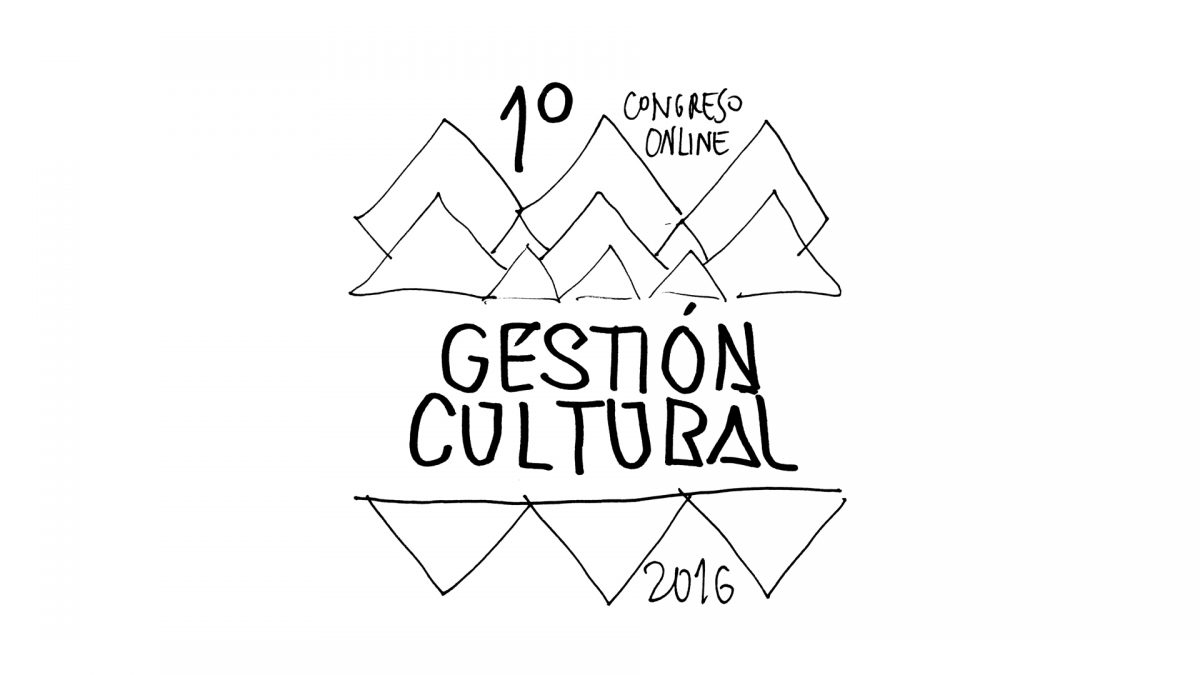 Congreso online de gestión cultural.